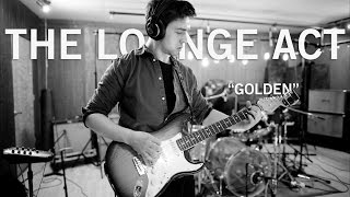 "LIVE IN STUDIO - The Lounge Act - ""Golden"""