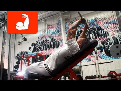 Pump and Flush Training | Day 1 Chest and Triceps | Tiger Fitness
