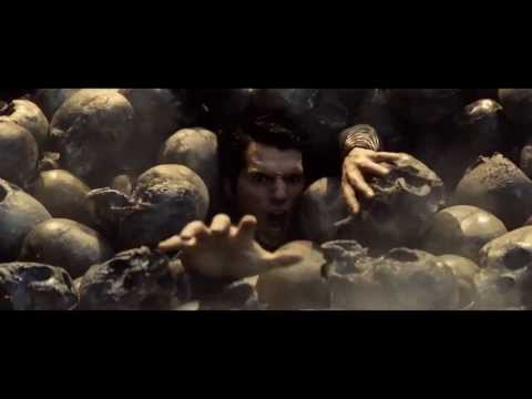 Man Of Steel Comic Con Trailer