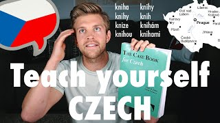 HOW TO LEARN CZECH 🇨🇿 HACKS RESOURCES