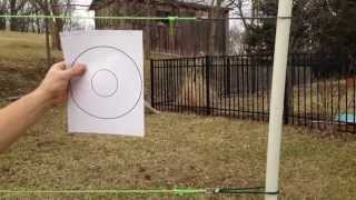 This video is not available. How to make a portable target holder. By How-to Bob