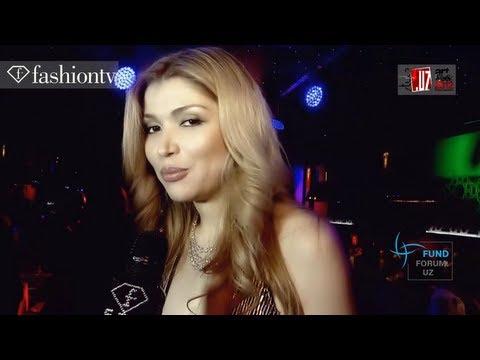 Guli Fashion Show by Gulnara Karimova at Style.UZ Art Week   FashionTV