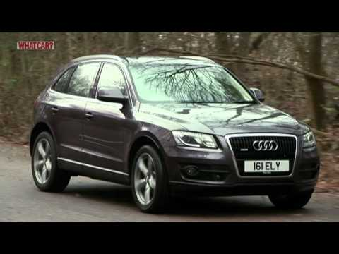 audi q5 4x4 suv review what car video watch now. Black Bedroom Furniture Sets. Home Design Ideas