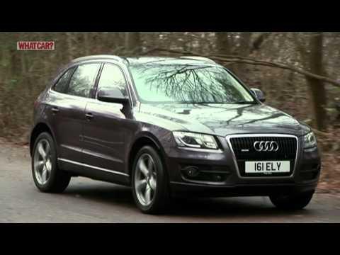 Audi Q5 4x4 SUV review - What Car?