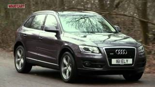 Audi Q5 4x4 SUV review