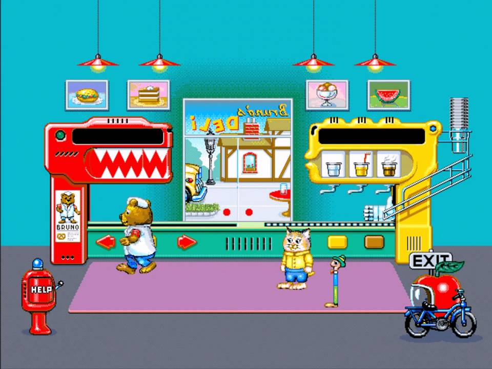 Richard Scarry s Busytown Eye found it Game