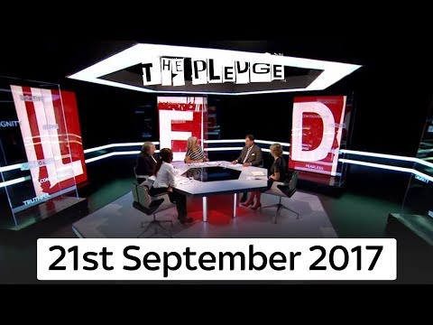 The Pledge | 21st September 2017