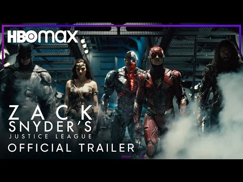 Zack Snyder's Justice League   Official Trailer   HBO Max - Видео онлайн