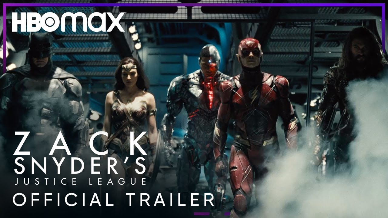 Download Zack Snyder's Justice League | Official Trailer | HBO Max