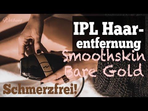 Dauerhafte Haarentfernung Mit  Intense Pulsed Lightinkl. RABATTCODE |Smoothskin Bare IPL Review