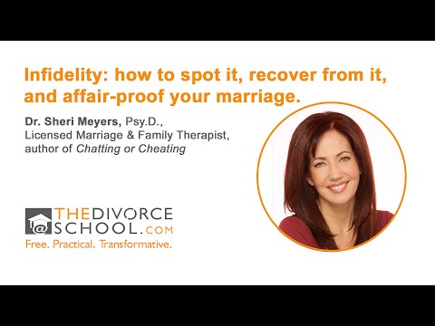 Infidelity: how to spot it, recover from it, and affair-proof your marriage.
