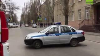 Взрыв в Ростове. Кадры с места ЧП.