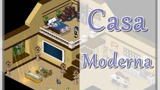 Casa moderna / Apartamento moderno ~ Habbo tutorial