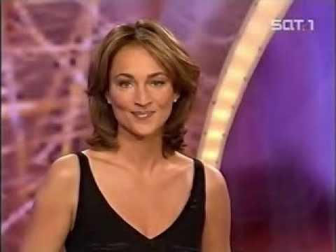 Caroline Beil Sat.1 blitz special 18.4.2003