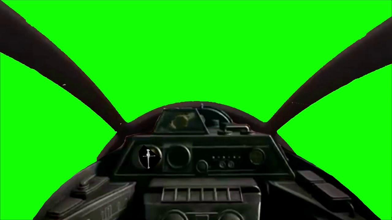 Green Screen Star Wars B Wing Cockpit Youtube