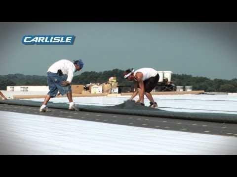 2012 Carlisle Voice Of The Contractor: TPO Roofing System