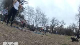 Clase de libre de Hula Hoop- Parque de Mayo Bahia Blanca (Lada!) GoPro