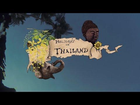 Tailandia - Primer contacto con Asia.