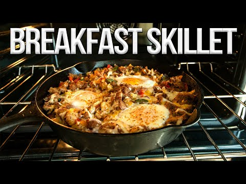 Easy One Pan Breakfast Skillet | SAM THE COOKING GUY 4K