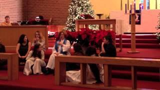Cindy's Children's Sermon:  3rd Sunday of Advent 2013