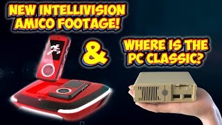 Intellivision Amico Update & What Happened To The PC Classic Mini?