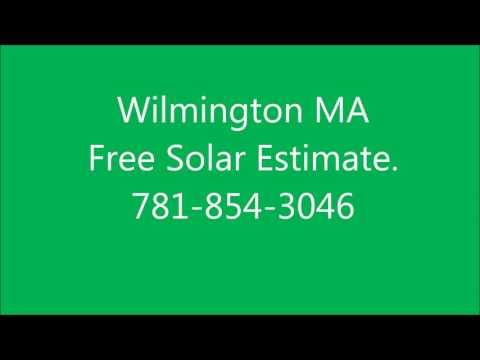 Solar Panels Wilmington MA