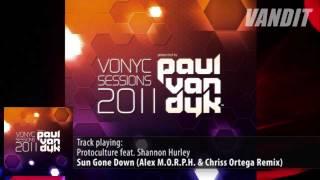 Protoculture feat. Shannon Hurley - Sun Gone Down (Alex M.O.R.P.H. & Chriss Ortega Remix)