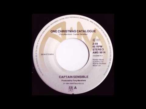 One Christmas Catalogue (Remix) - Captain Sensible
