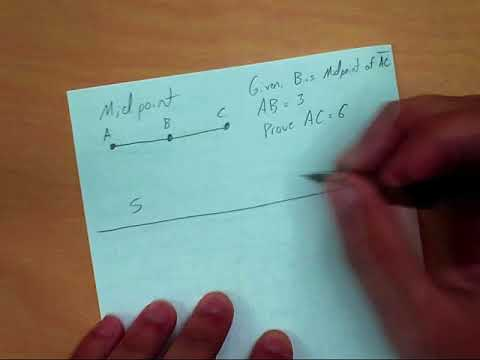 Geometric Proofs Reasons And Practice