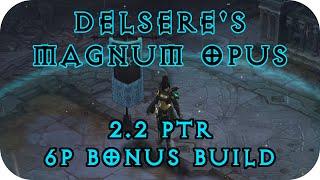 Diablo 3 RoS : Delsere