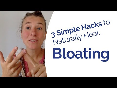 Bloating – The 3 Best Anti-Bloating Hacks that Help Your Body HEAL