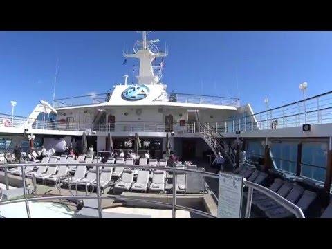 Azamara Journey Full Tour in 1080p