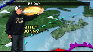 NEWS CENTER Weather with Comedian Bob Marley