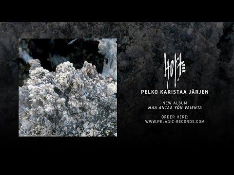 Horte - Pelko karistaa järjen (Official Audio)