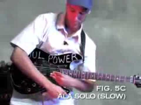 Tom Morello   Guitar Lessons    05   Sleep Now In The Fire