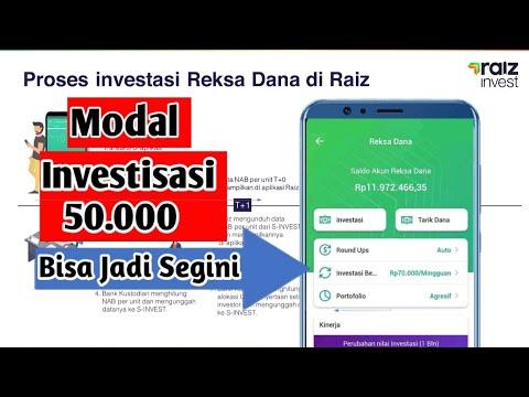 Raiz Invest Aplikasi Penghasil Uang 2021 Investasi Receh Mudah Dan Aman Riview Raiz Invest Youtube