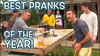 Best Pranks of the Year!!