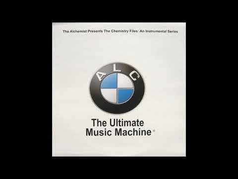 The Alchemist - The Ultimate Music Machine Full Album