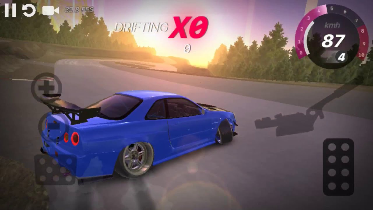 Let's see if it's worth buying on steam. Hashiriya Drifter   Attempts on flip drifting - YouTube