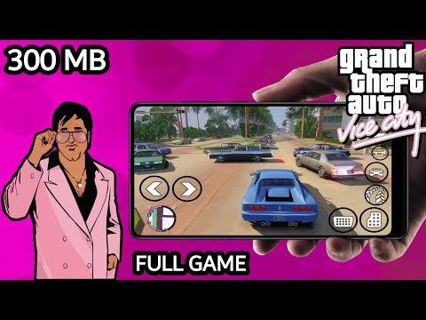 68MB] how to download GTA VC lite for Android