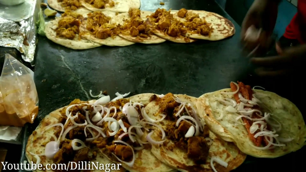 Indias no1 butter chicken roll mutton seekh roll more art indias no1 butter chicken roll mutton seekh roll more art of spices indian street food forumfinder Gallery