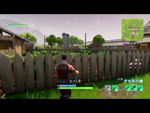 Fortnite Battle Royale (PS4) Part 2   RUSH, EXCESSIVE LOOTING, AND DANGER OF THE STORM