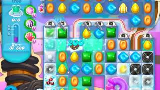 Candy Crush Soda Saga Level 1206 - NO BOOSTERS