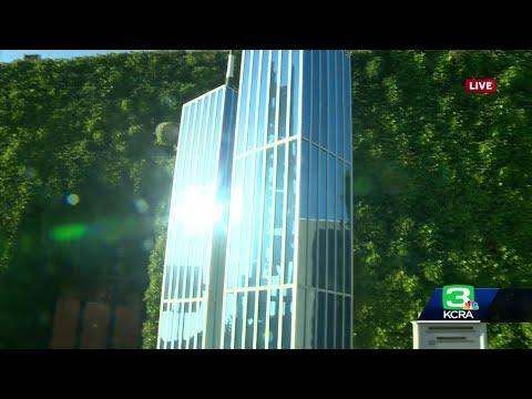 9/11 Memorial To Open At Cal Expo