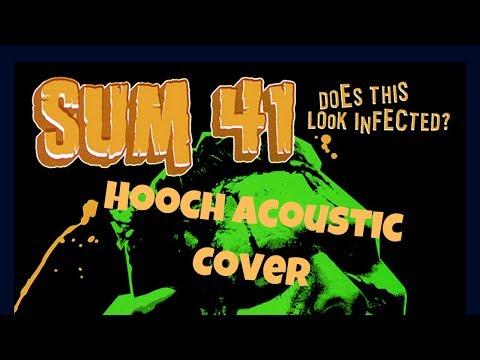Sum 41 - Hooch Acoustic Cover