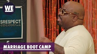 CeeLo Doesn't Want to Be Disrespected | Marriage Boot Camp: Hip Hop Edition