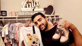 First Look at Bąby Zaid's Closet I The Zaid Family