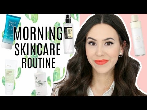 Morning Skincare Routine 2019 || Beauty with Emily Fox thumbnail