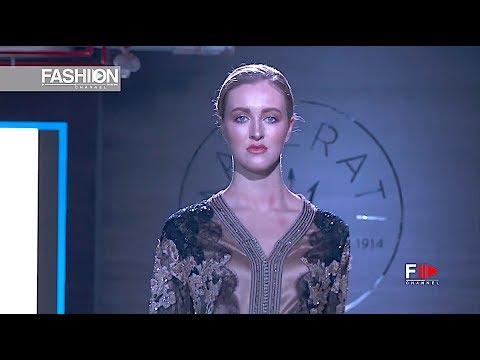 ALBERT OIKNINE 2017 Kuwait Fashion Week in partnership with Oriental Fashion Show - Fashion Channel
