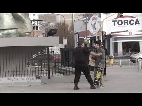 Caleta Olivia skateboarding | *SOLO CALLE* Mafia Sur